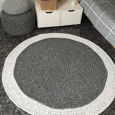 Rugs For Nurseries Crochet Round Rug Teepee Round Rug Baby Play Mat Nursery