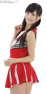 Cheerleader Halloween Costume Girls Cosmarche Rakuten Global Market Puffy Straining Cosplay