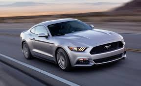 2015 ford mustang curb weights revealed gains are minimal