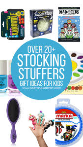 Ideas For Stocking Stuffers Christmas Over 20 Stocking Stuffers For Kids See Vanessa Craft