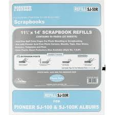 pioneer refill pages pioneer memory book 8x8 refill pages free shipping on orders