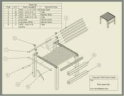 Welding Table Plans by Buildit Plans Home