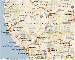 map of usa west coast driving map of western us original map of usa cities west coast 51