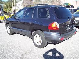2004 hyundai suv 2004 hyundai santa fe gls in grass valley ca psb auto sales