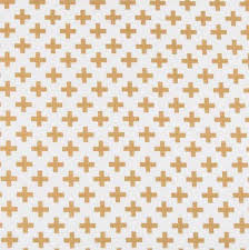 Changing Table Sheets Gold Cross Plus Sign Swiss Cross Fitted Crib Sheet Changing
