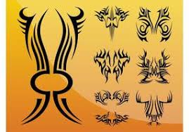 tribal free vector 1534 free downloads