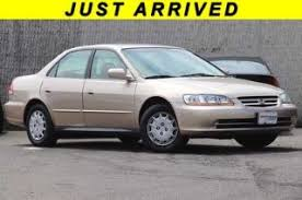 2001 honda accord v6 used 2001 honda accord for sale pricing features edmunds