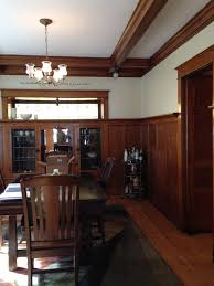 craftsman home interiors decorating 1920s craftsman bungalow