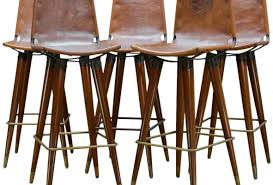Modern Photograph Of Favored Counter by Bar 24 Bar Stools Stunning 4 Bar Stools I Like The Details On