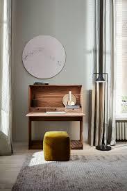 Contemporary Secretary Desk by Wooden Secretary Desk Ink By Molteni Design Jasper Morrison