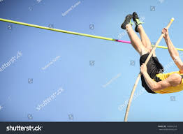 Flag Pole Workout Pole Vault Stock Photo 104081243 Shutterstock