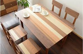 dining room table legs modern long 4 seater dining table legs solid wood furniture european