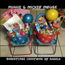 mickey mouse easter basket minnie mickey mouse easter baskets easter treats