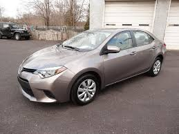 toyota corolla 2014 for sale 2014 toyota corolla le for sale at source one auto