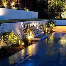 led garden lights and lighting from garden lighting ltd