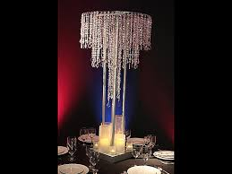 theme centerpieces tall dramatic colorful dimensional theme