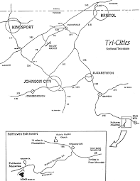 interstate 26 map directions to fairhaven
