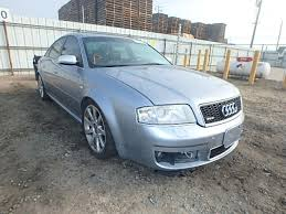 2003 audi rs6 for sale 2003 audi rs6 for sale ca fresno salvage cars copart usa