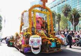 Dia De Los Muertos Pictures Photos From Mexico City U0027s First Dia De Los Muertos Parade Neatorama