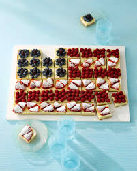 American Flag Pie Recipe Red White And Blue Desserts Martha Stewart