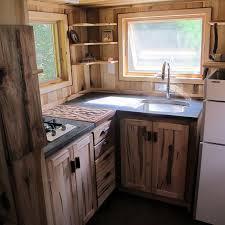 tiny house kitchen ideas kitchen cozy and chic tiny house kitchen design regarding
