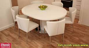 Extended Dining Table by Home Design Gloss Glass Extending Dining Table Chairs High