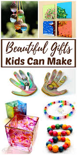 unique handmade gifts kids can make rhythms of play