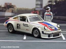 martini porsche rsr brumos racing old irish racing model collection