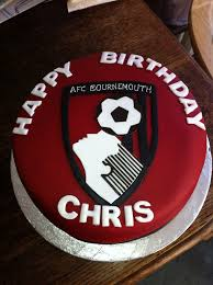 Afc Floor Plan by Afc Bournemouth Birthday Cake 8