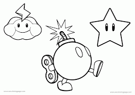 coloring pages of mario characters super mario daisy coloring pages coloring home