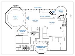 floor planning floor plan fleet science center san diego ca