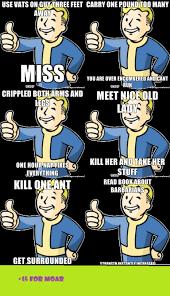Funny Fallout Memes - fallout 3 memes