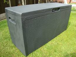 Backyard Storage Containers Large Plastic Garden Storage Containers Gardening Ideas