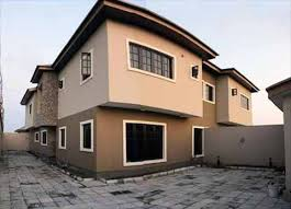 Ghana House Plans Ohenewaa House 3 Bedroom Semi Detached House Plan In Nigeria Nrtradiant Com