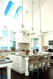 vaulted kitchen ceiling ideas vaulted ceiling kitchen lighting kitchen lighting for vaulted
