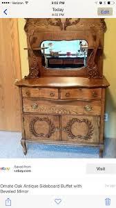 Antique Oak Secretary Desk With Hutch by 34 Best Antique Oak Furniture Images On Pinterest Victorian