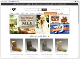 ugg sale website avoid these scams this black friday and cyber monday security
