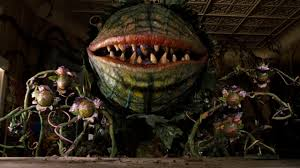 Feed Me Seymour Meme - little shop of horrors 1986 mean green mother from outer space