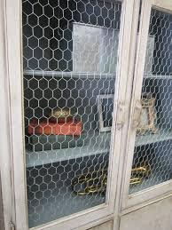 Chicken Wire Cabinet Doors Kitchen Cabinet 25 Best Of Informal Chicken Wire Doors Features