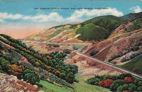 swimming pools and movie stars a history of the world s first the cuesta grade a stretch of highway 101 located just north of san luis obispo