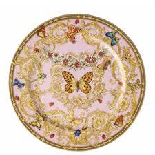 butterfly platter versace butterfly garden le jardin butterfly garden service