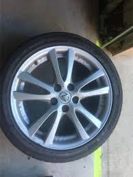 lexus rental philippines 18inch lexus is250 wheel bad tire only 1 wheels 8 5 rear for sale