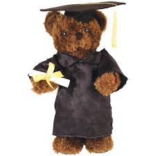 graduation bears grad chantilly