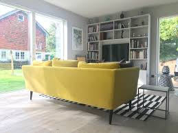 that yellow velvet sofa u2013 sophie robinson