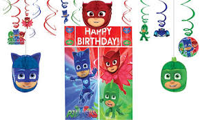 pj masks party supplies pj masks birthday party party