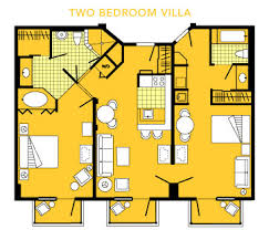 disney boardwalk villas floor plan bwv 2 bdrm villa vs 2 studios the dis disney discussion forums