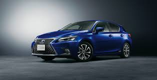 lexus ct200h sport lexus ct 200h gets trd body kit and quad exhaust in japan