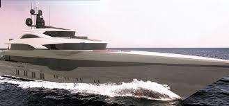 ocean going mega yacht