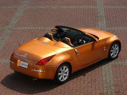nissan 350z wallpaper nissan 350z sunset orange brick road rear 1024x768 wallpaper