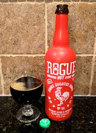 sriracha bottle sriracha stout u2013 rogue ales two brew review